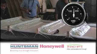 Video: How Spray Foam Increases Structural Integrity