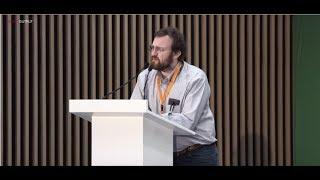 IOHK | Transform Africa Summit, 2018 | Charles Hoskinson