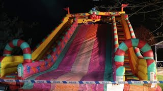 Eight children injured in Woking fairground accident