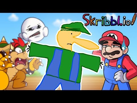 As BAD As It Gets - Skribbl.io Funny Moments