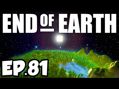 End of Earth: Minecraft Modded Survival Ep 81 - NEW SOLAR