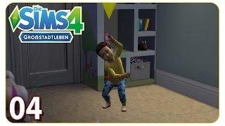 Kleine Füße wippen zur Musik #04 Die Sims 4 - We are Family [Spezialreihe Kleinkinder] - Let's Play
