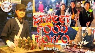 FoodTrip: Street Food Tokyo At Ueno Park | Taitō, Tokyo | Japan | We.Are.Wanderful