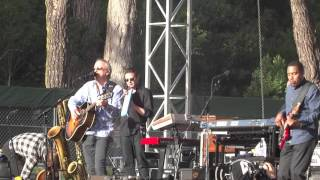 Boz Scaggs performing Last tango at Hardly Strictly Bluegrass, 2015