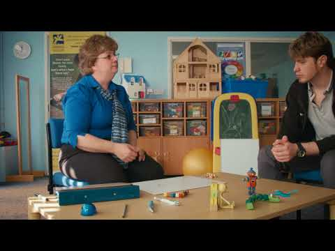 Screenshot of video: Living with Dyspraxia