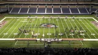 Chisholm Trail High School Band 2015 - UIL 5A Texas State Marching Contest
