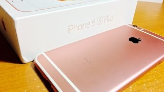 iPhone 6s/ 6s Plus – Complete Beginners Guide (Rose Gold)