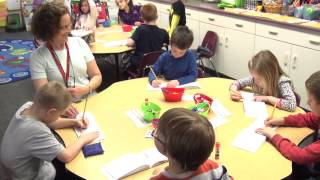 Math Journals At Tecumseh Herrick Elementary
