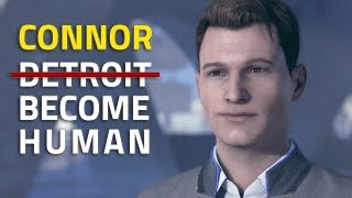 "CONNOR BECOMES HUMAN - ""HUMAN EMOTION"" SCENES"