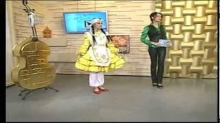 Смотреть онлайн Как танцевать татарский танец, урок