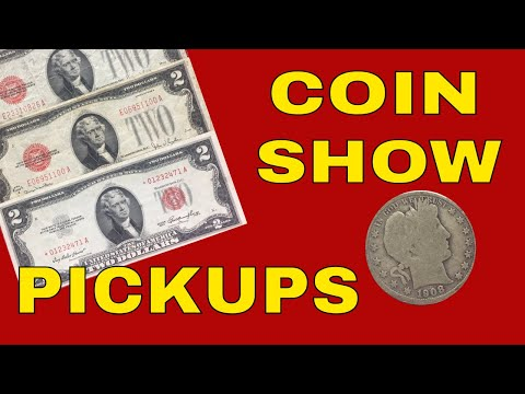 Rare Money And Rare Coins Worth Money! Our Latest Coin Show Pickups! Coins To Look For! Mp3