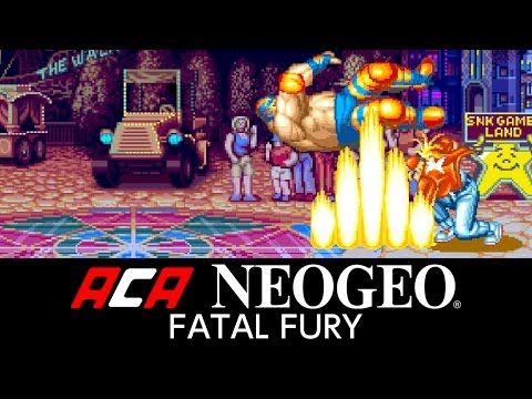 ACA NEOGEO FATAL FURY thumbnail
