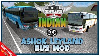ashok leyland bus mod bussid - Thủ thuật máy tính - Chia sẽ