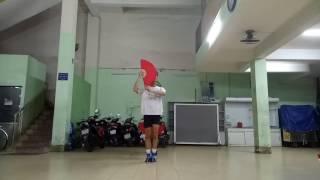 Go away - Hương giang idol ( the remix  2017) NK DANCE TEAM