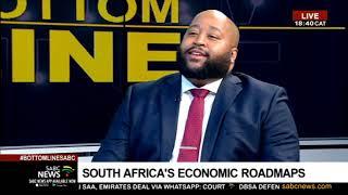 SABC News   The Bottom Line   Forecast for SA's 2020 GDP decreases
