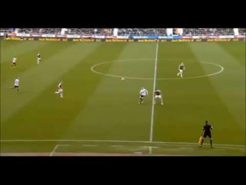 Video: Wayne Rooney's hat-trick destroys Andre Ayew's West Ham United