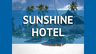 SUNSHINE HOTEL 4* Танзания Занзибар обзор – отель САНШАЙН ХОТЕЛ 4* Занзибар видео обзор
