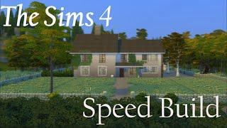 Elias Ainsworth  - (The Ancient Magus' Bride) - The Ancient Magus' Bride / Casa do Elias / Elias House / The Sims 4 / SpeedBuild