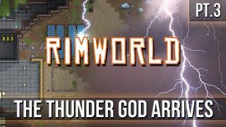Rhino Assault   Let's Play RimWorld 40k Season 3 Gameplay