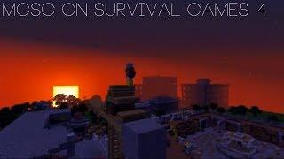 TENSENESS IS AFOOT (Minecraft Survival Games, Episode 6)