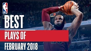 Best Plays of the Month | February 2018 - Video Youtube