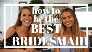 The TOP Bridesmaid Tips: With Lauren Lebouef