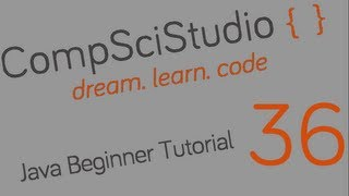 Java Beginner Programming Tutorial 36 Global and Local Variables