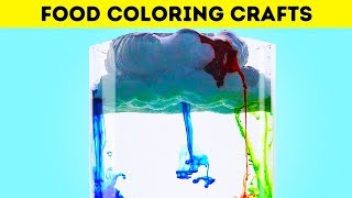17 EASY FOOD COLORING IDEAS FOR THE WHOLE FAMILY