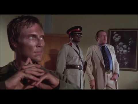 Col. Bobi discovers the hard way that he is not president of Zangaro