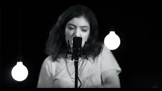 Lorde - Perfect Places (Stripped Down Live)