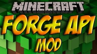 Minecraft Forge 1.9.4/1.8.9/1.7.10 | Minecraft Mods