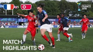 France v Korea DPR - FIFA U-20 Women's World Cup France 2018 - Match 25