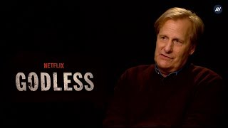 Download Youtube: Jeff Daniels and the cast of Godless aren't sure why we romanticize the Old West