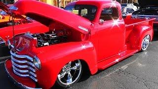49 Chevy Five Window Street Truck