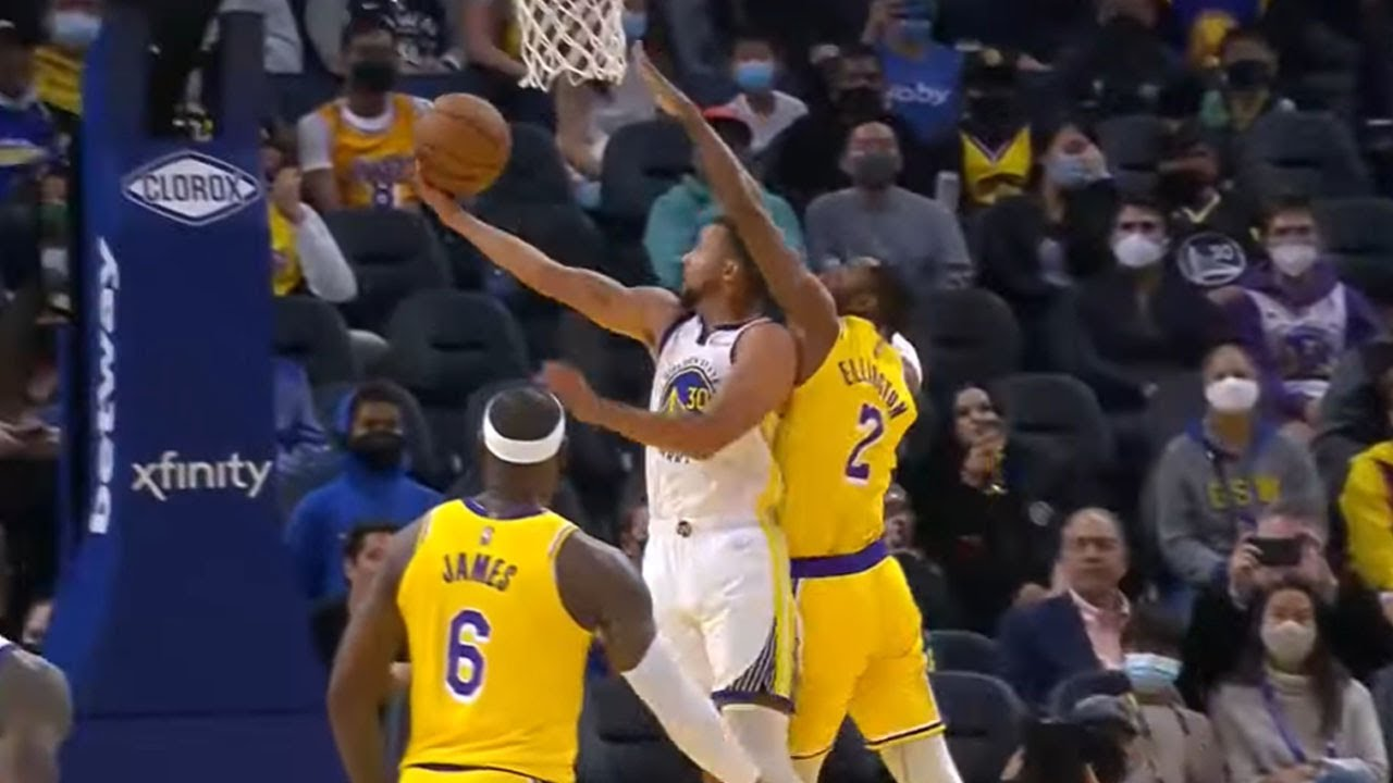 Steph With Back to Back TOUGH Finishes!