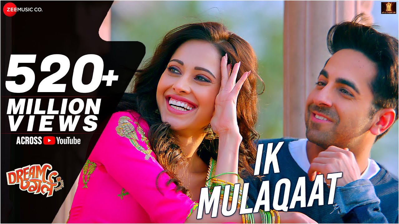 Ik Mulaqaat Lyrics - Dream Girl Full Song Lyrics | Ayushmann Khurrana, Nushrat Bharucha | Lyricworld