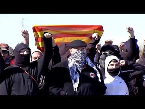 Catalonia's pro-independence movement tempted by radicalisation