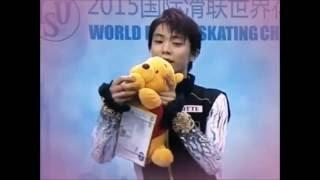 【羽生結弦】 Pooh's Love Song 【MAD】 Yuzuru Hanyu