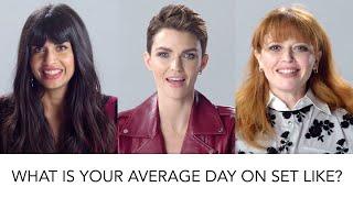 Jameela Jamil, Natasha Lyonne, and Ruby Rose Answer the Exact Same Questions | Glamour