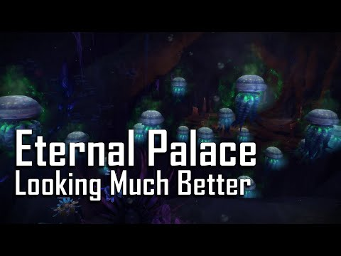 The Eternal Palace is Looking Much Better