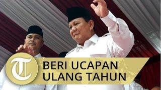 Fadli Zon dan Dahnil Anzar Beri Selamat Ulang Tahun untuk Prabowo