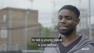 Micah Richards features in Bwin video series