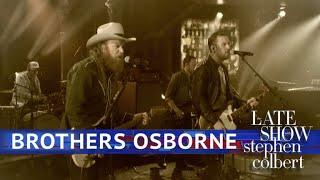 Brothers Osborne Perform 'Shoot Me Straight'