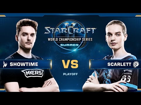 ShoWTimE vs Scarlett PvZ – Playoff Ro16 – WCS Summer 2019