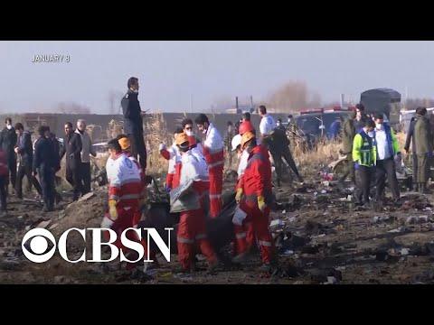 U.S. officials are confident Iran shot down Ukranian plane