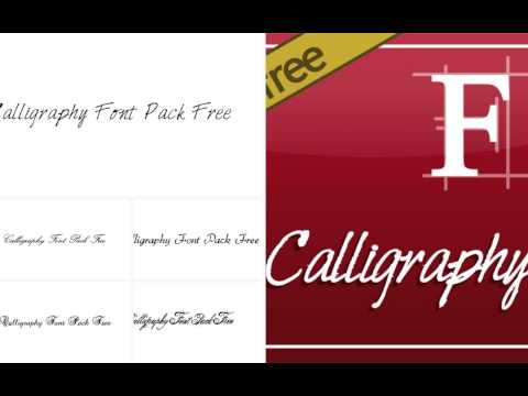 Video of ★ Handwritten Font - Rooted ★