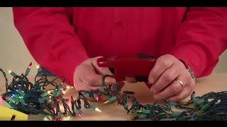 How To Repair Christmas Holiday Lights - Ace Hardware