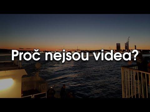 Proč nejsou videa? | TALK [CZ/1080p]