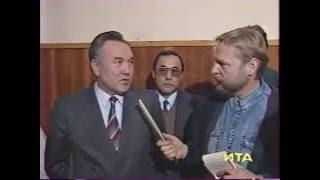 Новости ТВ о распаде СССР (09.12.1991)