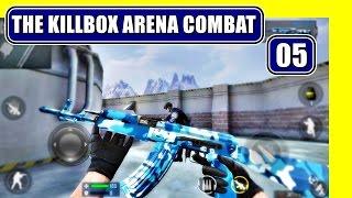 The Killbox  Gameplay / Testando Ak47 Azul E Deserte Eagle